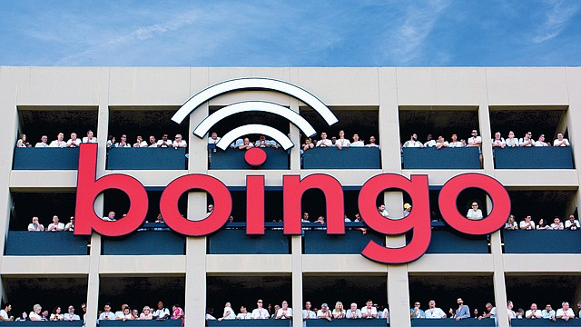 Strong Signal: Military and multifamily contracts helped Boingo Wireless results.