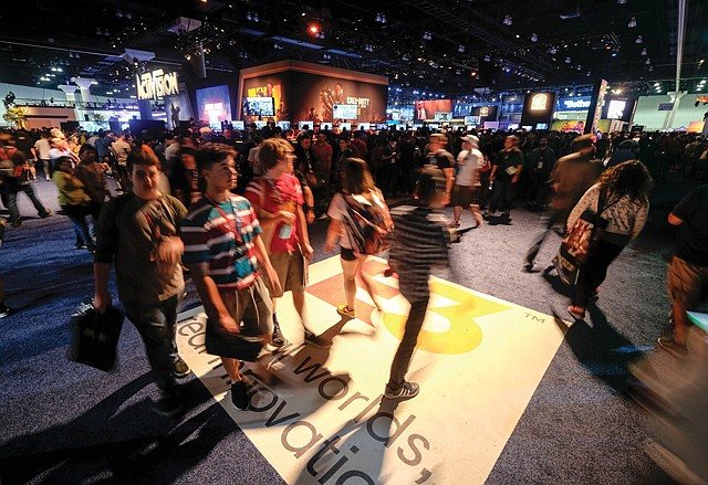 Game On: Activision lost 3 million users in the third quarter.