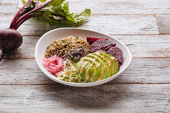 Urban Plates is a Chef-driven, fast-casual restaurant focused on affordable, made-from-scratch meals that use clean, ethically sourced ingredients. Photo courtesy of Urban Plates.