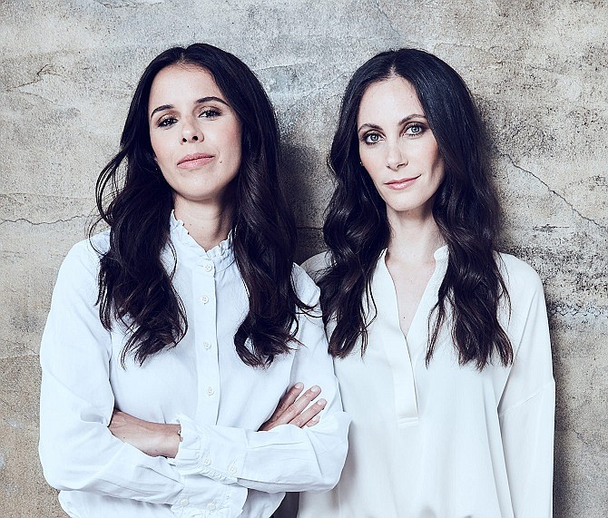 Figs co-CEOs Stephanie Spear and Heather Hasson
