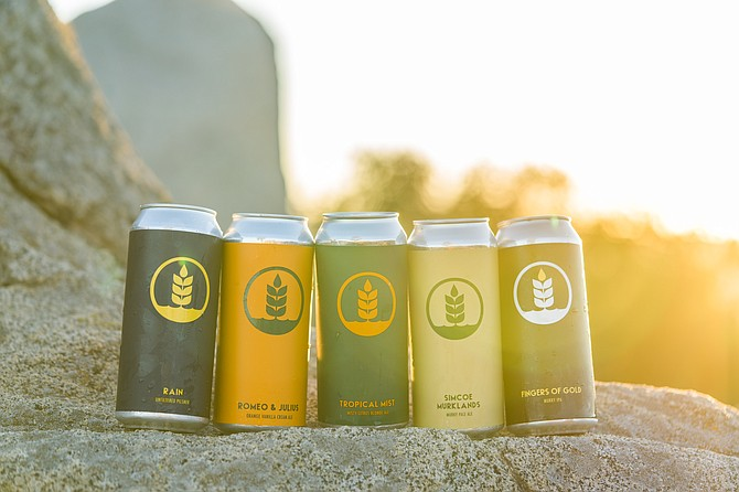 Founded in 2015 and headquartered in Miramar, Pure Project LLC brewery has been a member of 1% for the Planet since launching. Photo courtesy of Pure Project LLC.