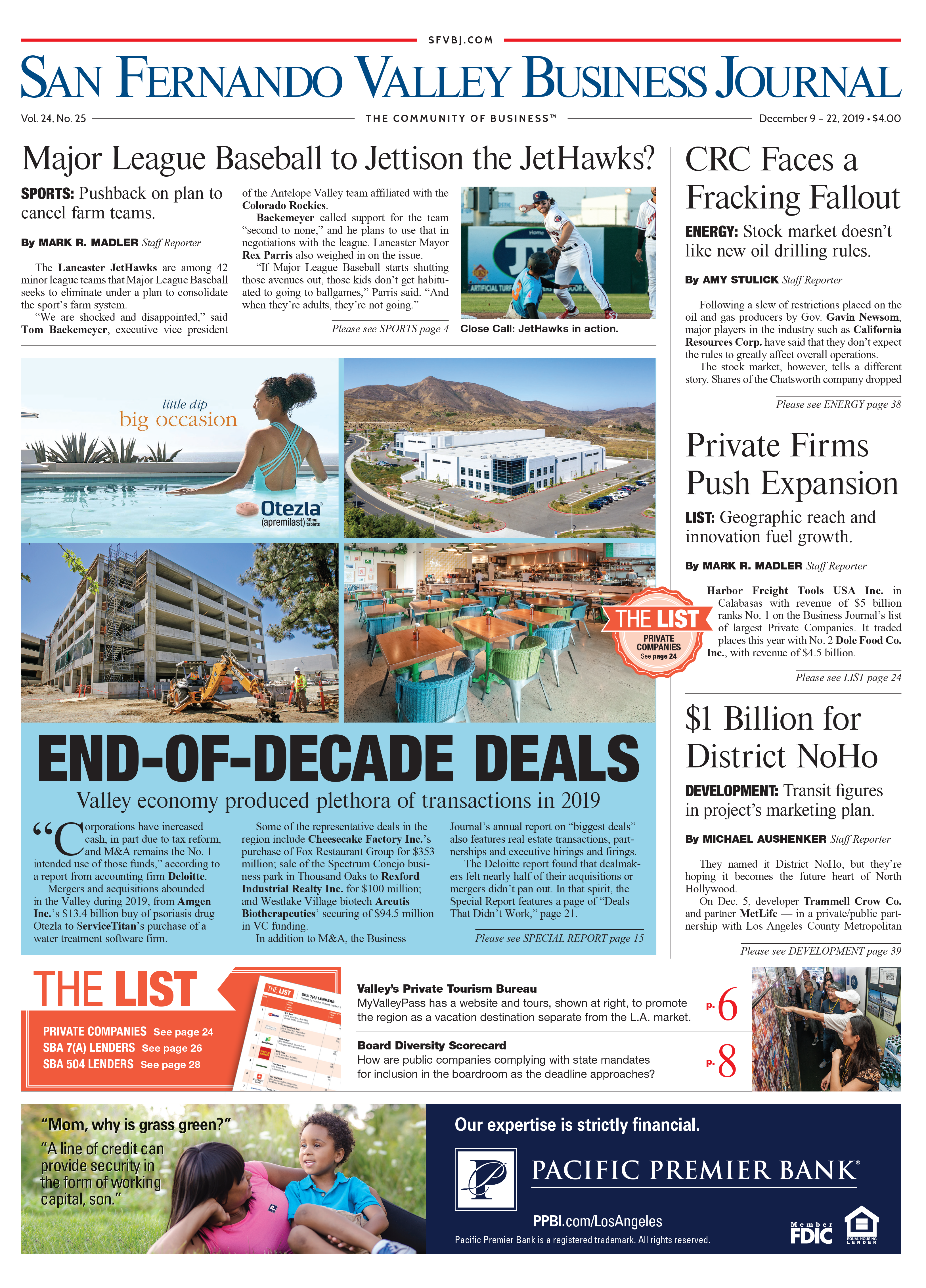 San Fernando Valley Business Journal Digital Edition