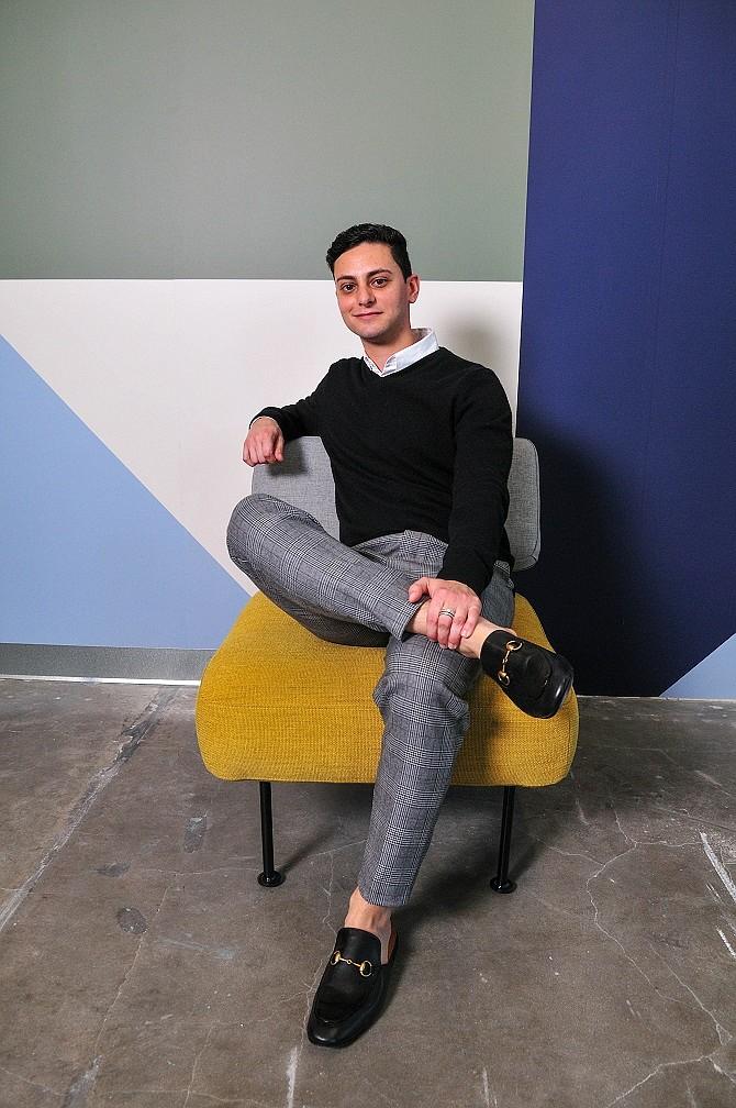 Roger Sanchez, founding partner, Uncomn Projects