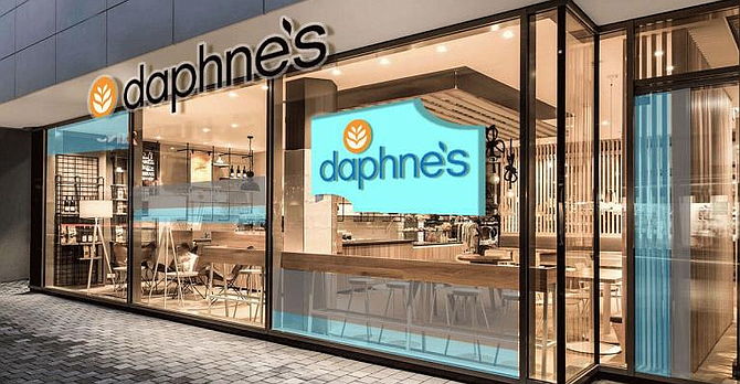 In 2018, Daphne's Inc., a Mediterranean fast-casual restaurant chain, was acquired by Los Angeles-based Elite Restaurant Group for an undisclosed amount. Photos courtesy of Daphne's Inc.