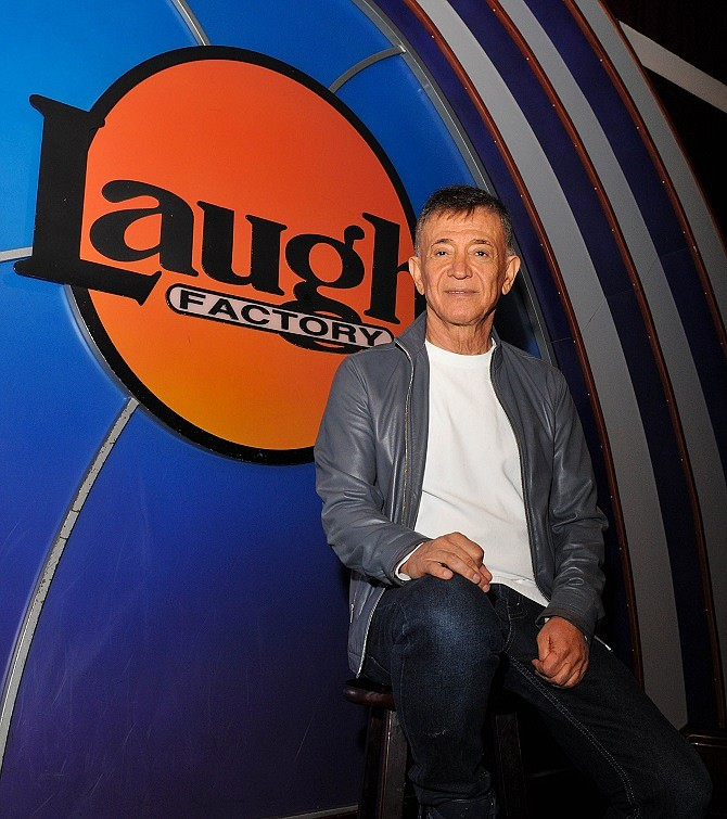 Jamie Masada, founder, The Laugh Factory
