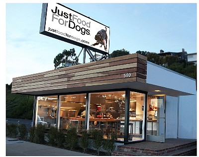 Just Food for Dogs, Newport Beach