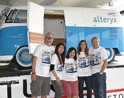 Alteryx: this bus was made for moving
