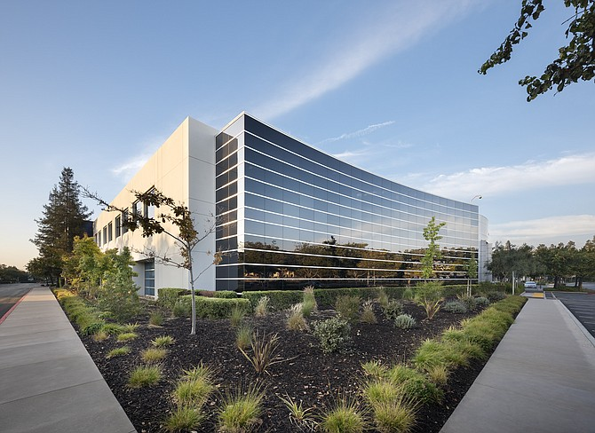 The Valley Oak Technology Center is an office asset in Northern California the Kennedy Wilson's fund purchased.