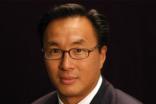 Alex Sun is CEO of Mitchell International