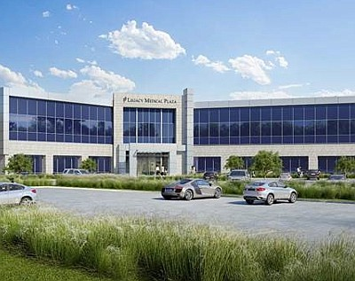 Rendering: ATEP medical offices planned in Tustin