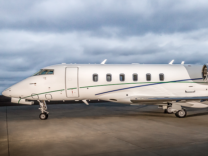 In 2019, Schubach Aviation had more clients under the age of 40 than in years past, according to the company. Photo courtesy of Thomas Pellicer / Schubach Aviation.