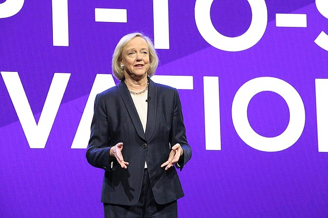 CEO Meg Whitman, at CES, said Quibi will roll out 175 new shows in its first year.