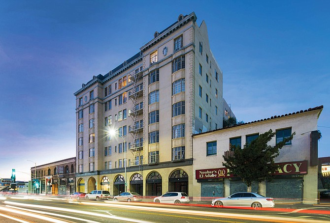 MWest Holdings sold the Guardian Arms Apartments for $26 million.