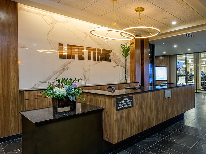 In late December, Life Time Inc. made its foray into the San Diego market with the opening of Life Time La Jolla. Photos courtesy of Life Time Inc.