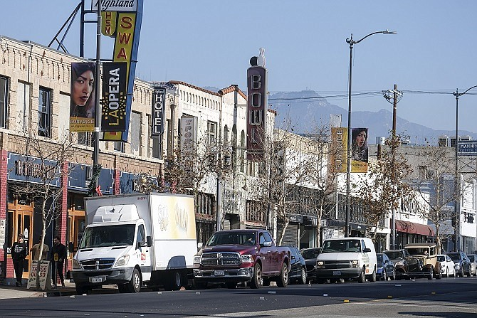 Retailers are starting to take notice of storefronts along Figueroa Street in Highland Park.