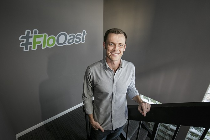 FloQast Chief Executive Mike Whitmire.