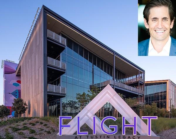 Inset: Miller; Flight offices