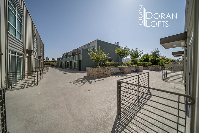 Doran Lofts at 730 W. Doran St. in Glendale.