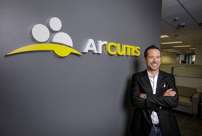 Arcutis Biotherapeutics Chief Executive Frank Watanabe in Westlake Village.