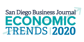 San Diego Business Journal Economic Trends Logo