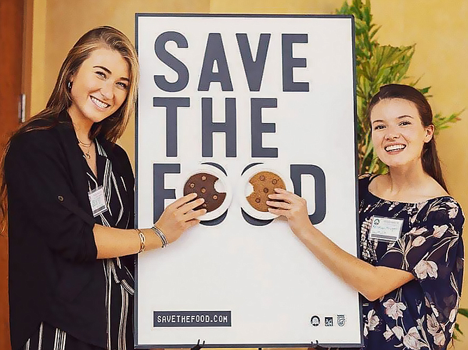 """Photo courtesy of SoulMuch Foods. Reyanne Mustafa co-founded SoulMuch Foods with Kristian """"Kristy"""" Krugman."""