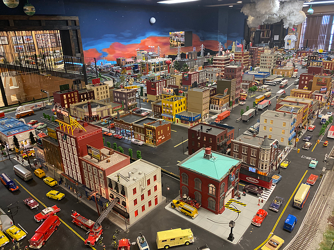Photo courtesy of Old Town Model Railroad Depot.