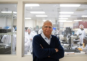 Deepak Chopra, chief executive, OSI Systems Inc.