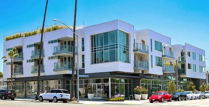 Continental Partners secured an $11 million loan in Santa Monica.
