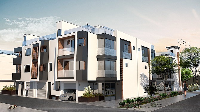Skye Urban Home announced plans for 18 single-family homes in Hollywood.