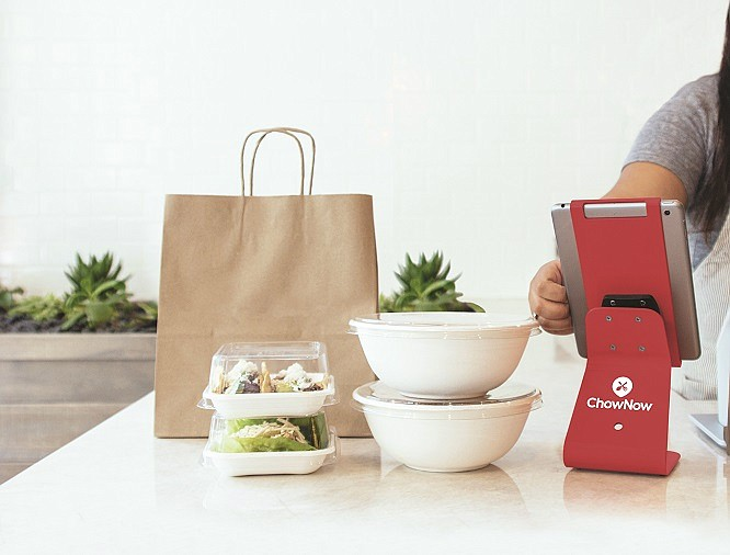 Software has been critical for on-demand delivery companies like ChowNow.