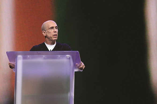 Jeffrey Katzenberg recruited Meg Whitman to help him launch Quibi.