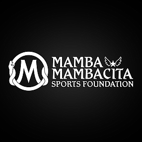 Logo of Mamba & Mambacita Sports Foundation.