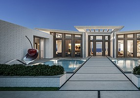 Unvarnished's Case No. 2 home is listed for $100 million.
