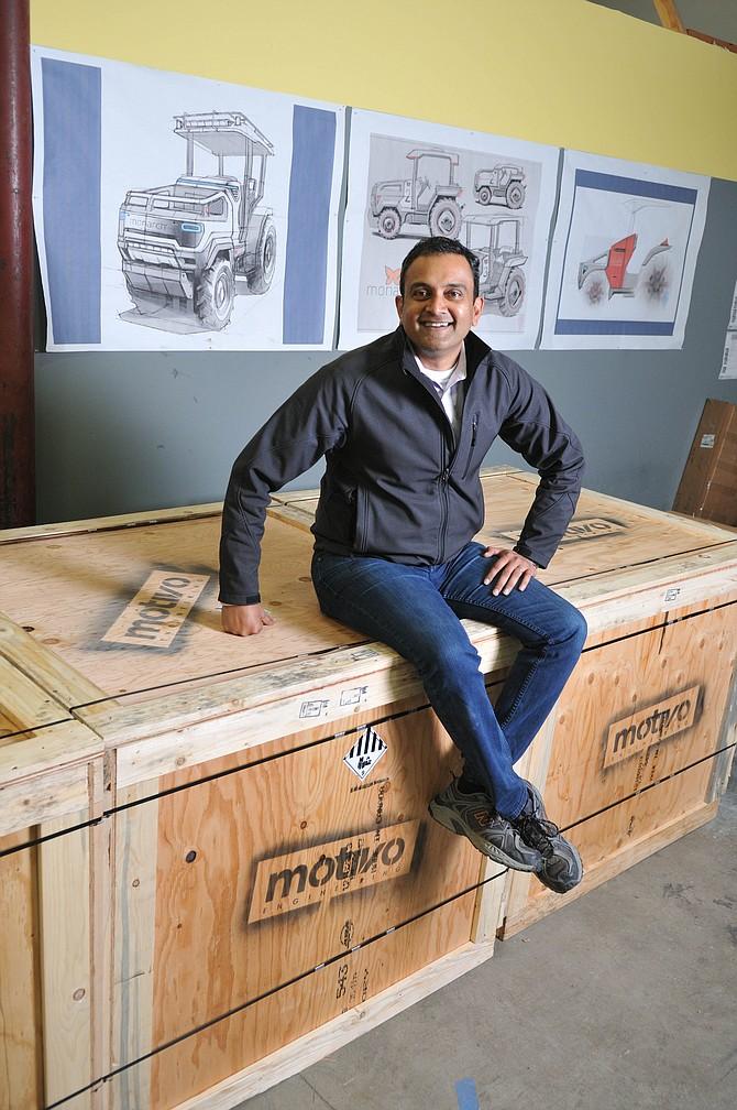 Praveen Penmetsa, CEO, Motivo Engineering