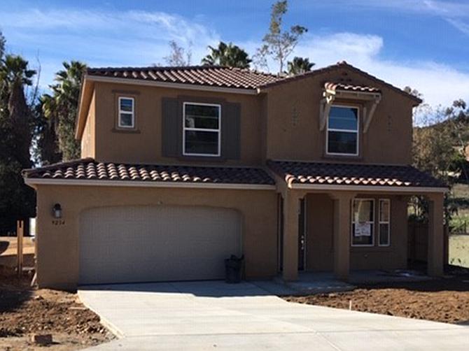 Photo courtesy of Pebble Creek Communities.A Lakeside development offers upscale homes.