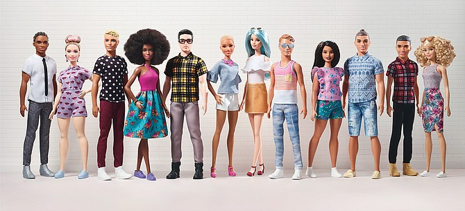 The Barbie brand saw its sales grow by 9% in 2019.