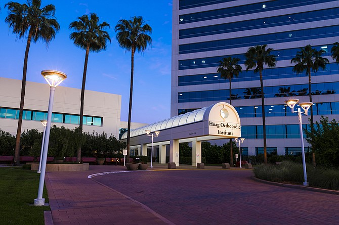 Hoag's first L.A. facility will be in Marina del Rey.
