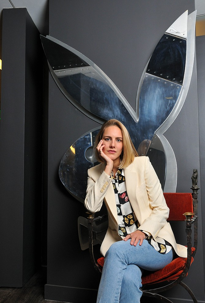 Anna Ondaatje, VP of Global Brand and Franchise Strategy, Playboy