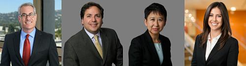 Jeffrey R. Glassman - Ervin Cohen & Jessup LLP | Stephen Newman and Quyen Truong - Stroock | Katy Spillers - Greenberg Glusker