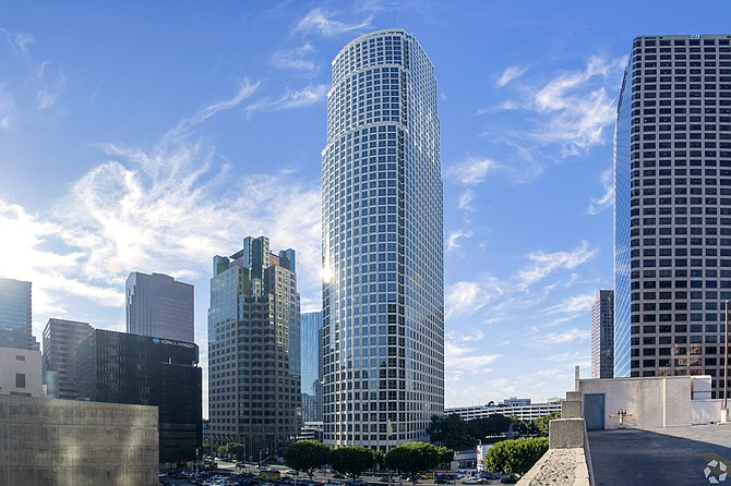 Amenities at 777 Tower appealed to Marcum.