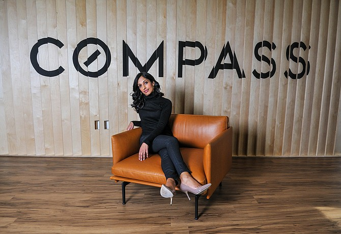 Kamini Lane, regional president of Compass, aims to make the company's game-changing odderings the norm.