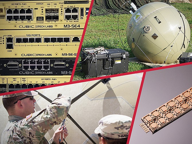 Photo courtesy of Cubic Corp.