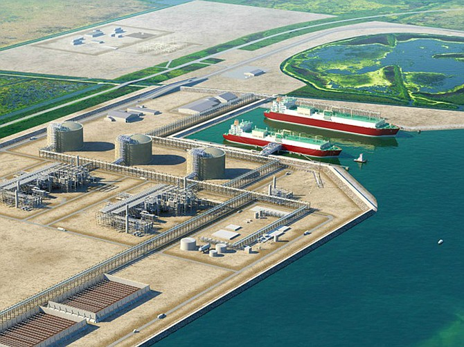 Photo courtesy of Sempra Energy.