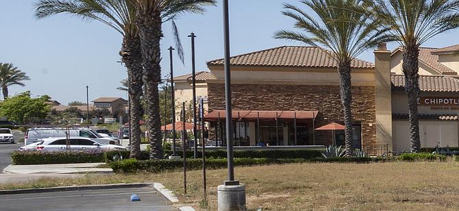 Simon's Camarillo Premium Outlets in Camarillo.