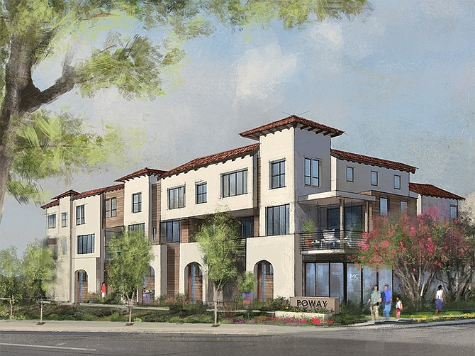 Rendering courtesy of Meridian Communities.
