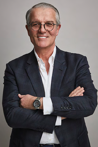 Guess Inc. Chief Executive Carlos Alberini