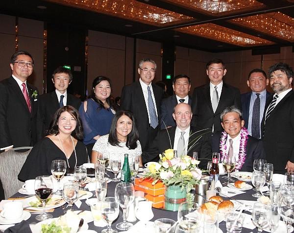 Robbin Narike Preciado, bottom left