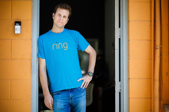Jamie Siminoff, Founder, Ring Inc.