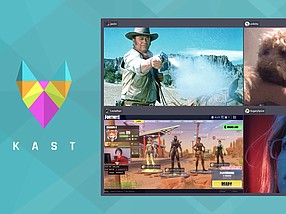 Photo courtesy of Kast. Kast brings Video-On-Demand to the consumer.
