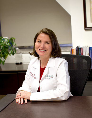 Top Women Leaders in Health Care: STEPHANIE L. HALL, MD ...